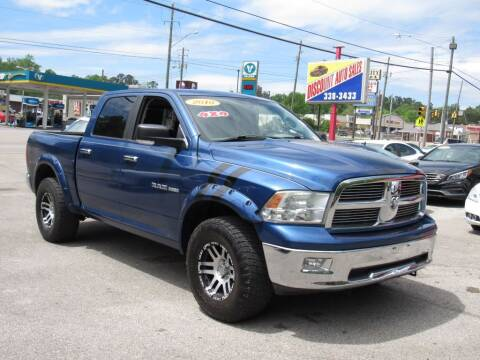 2010 Dodge Ram Pickup 1500 for sale at Discount Auto Sales in Pell City AL