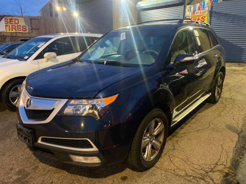 2012 Acura MDX for sale at Polonia Auto Sales and Service in Hyde Park MA