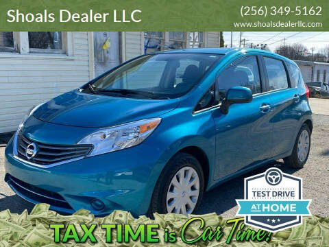 2014 Nissan Versa Note for sale at Shoals Dealer LLC in Florence AL
