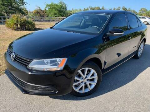 2011 Volkswagen Jetta for sale at Deerfield Automall in Deerfield Beach FL
