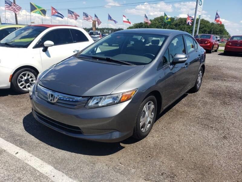 2012 Honda Civic for sale in Orlando, FL