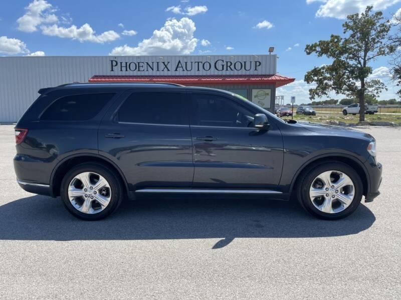 2014 Dodge Durango for sale at PHOENIX AUTO GROUP in Belton TX