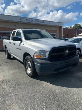 2012 RAM Ram Pickup 1500 for sale at City to City Auto Sales in Richmond VA