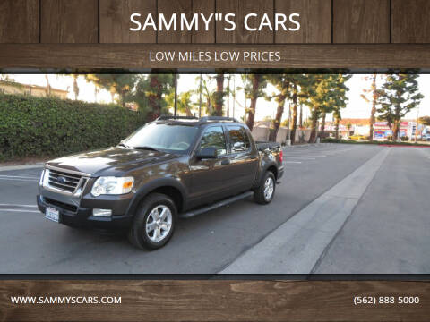 "2007 Ford Explorer Sport Trac for sale at SAMMY""S CARS in Bellflower CA"