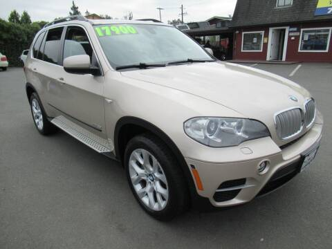 2013 BMW X5 for sale at Tonys Toys and Trucks in Santa Rosa CA
