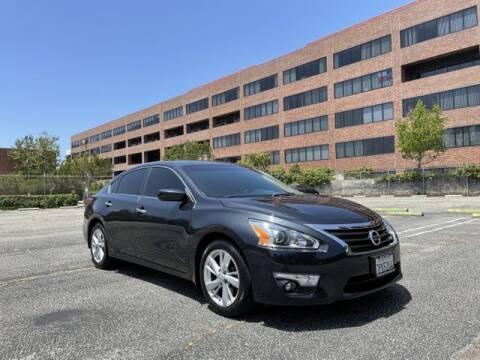 2015 Nissan Altima for sale at Venice Motors in Santa Monica CA