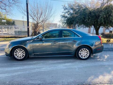 2010 Cadillac CTS for sale at High Beam Auto in Dallas TX