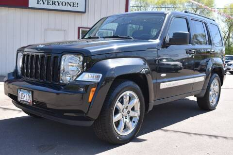 2012 Jeep Liberty for sale at Dealswithwheels in Inver Grove Heights/Hastings MN