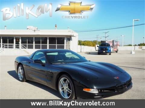 1998 Chevrolet Corvette for sale at Bill Kay Corvette's and Classic's in Downers Grove IL