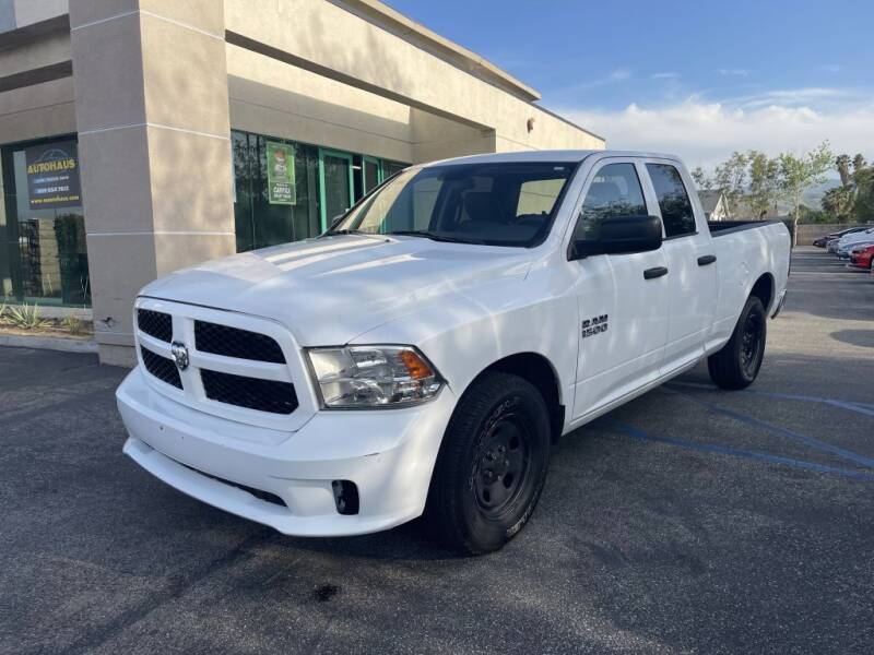 2013 RAM Ram Pickup 1500 for sale at AutoHaus in Colton CA