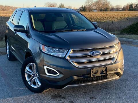 2018 Ford Edge for sale at Big O Auto LLC in Omaha NE
