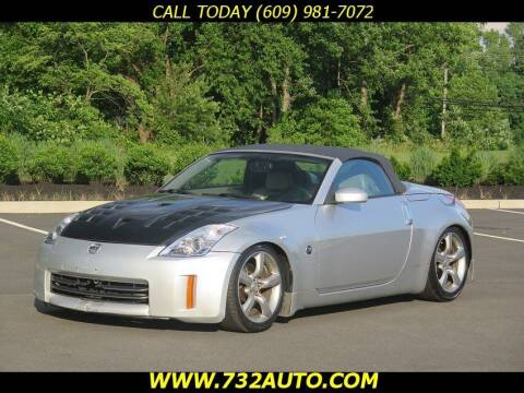 2006 Nissan 350Z for sale at Absolute Auto Solutions in Hamilton NJ