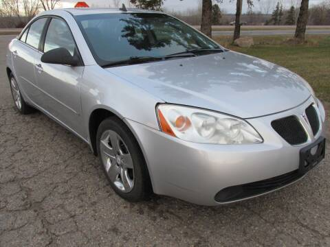 2009 Pontiac G6 for sale at Buy-Rite Auto Sales in Shakopee MN