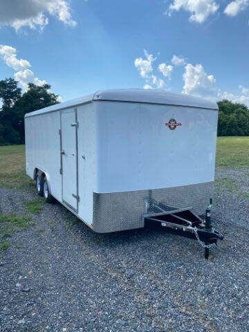 2021 Carry-On 8.5X20 CARGO TRAILER for sale at STAUNTON TRACTOR INC - trailers in Staunton VA