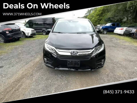 2019 Honda Odyssey for sale at Deals on Wheels in Suffern NY