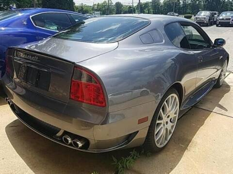 2006 Maserati GranSport for sale at Cj king of car loans/JJ's Best Auto Sales in Troy MI
