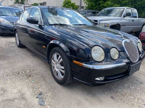 2003 Jaguar S-Type for sale at Philadelphia Public Auto Auction in Philadelphia PA
