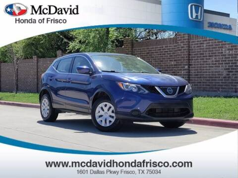 2018 Nissan Rogue Sport for sale at DAVID McDAVID HONDA OF IRVING in Irving TX