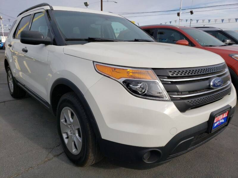 2011 Ford Explorer for sale at Better All Auto Sales in Yakima WA