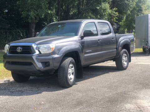 2012 Toyota Tacoma for sale at Mycarsonline LLC in Sanford FL