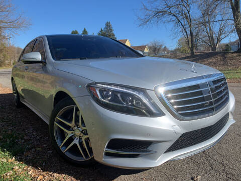 2015 Mercedes-Benz S-Class for sale at Trocci's Auto Sales in West Pittsburg PA