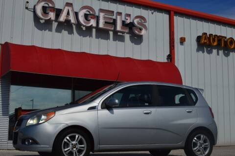 2009 Chevrolet Aveo for sale at Gagel's Auto Sales in Gibsonton FL