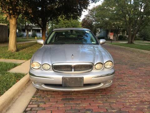 2004 Jaguar X-Type for sale at RIVER AUTO SALES CORP in Maywood IL