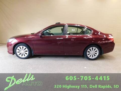 2014 Honda Accord for sale at Dells Auto in Dell Rapids SD