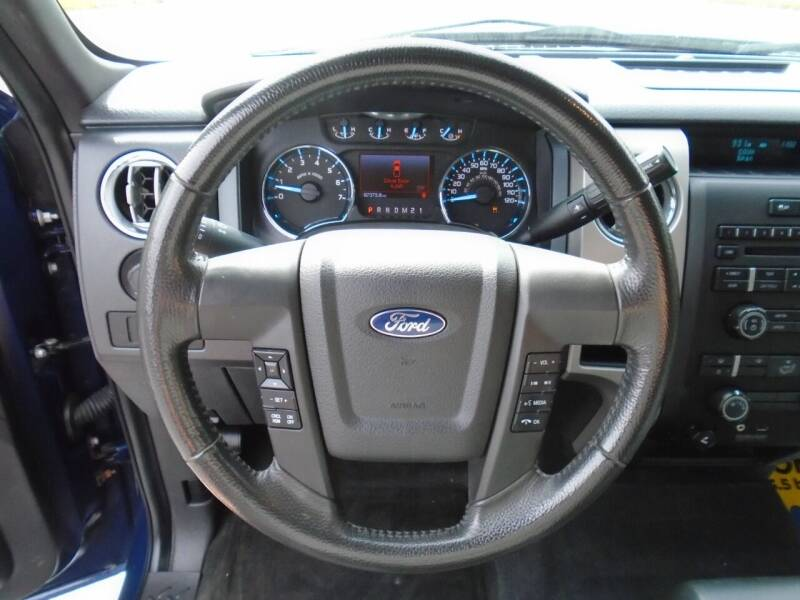 2011 Ford F-150 4x4 XLT 4dr SuperCrew Styleside 5.5 ft. SB - Westminster MD