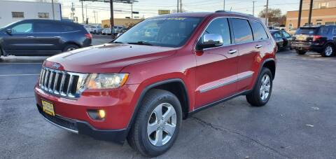 2011 Jeep Grand Cherokee for sale at Appleton Motorcars Sales & Service in Appleton WI
