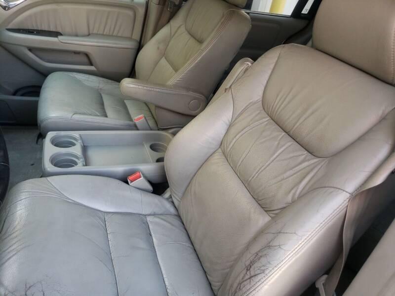 2006 Honda Odyssey EX-L 4dr Mini-Van w/DVD - Dallas TX