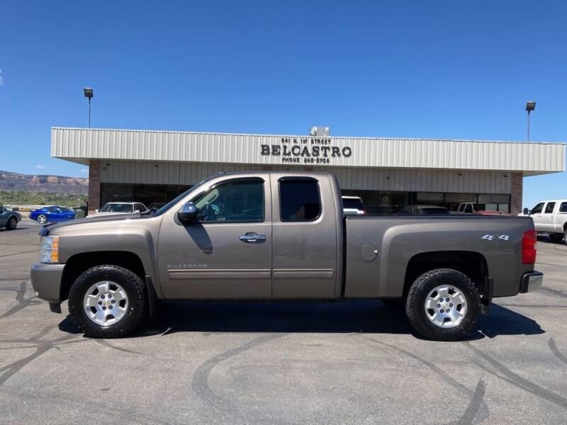 2011 Chevrolet Silverado 1500 for sale at Belcastro Motors in Grand Junction CO