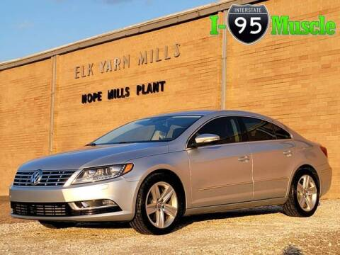 2014 Volkswagen CC for sale at I-95 Muscle in Hope Mills NC