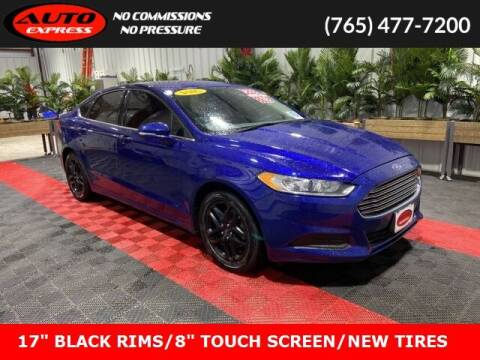 2014 Ford Fusion for sale at Auto Express in Lafayette IN