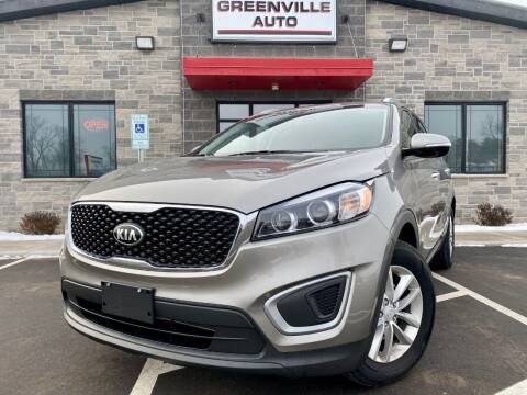 2016 Kia Sorento for sale at GREENVILLE AUTO & RV in Greenville WI