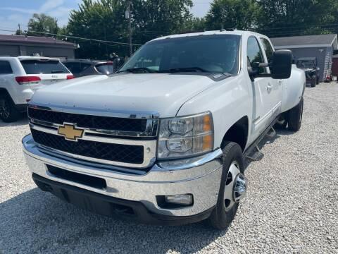 2014 Chevrolet Silverado 3500HD for sale at Davidson Auto Deals in Syracuse IN