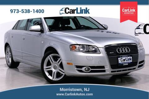 2007 Audi A4 for sale at CarLink in Morristown NJ