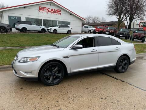 2010 Ford Taurus for sale at Efkamp Auto Sales LLC in Des Moines IA
