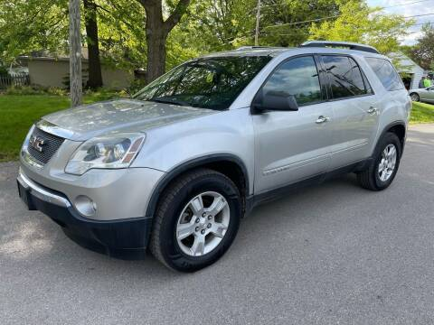 2008 GMC Acadia for sale at Via Roma Auto Sales in Columbus OH