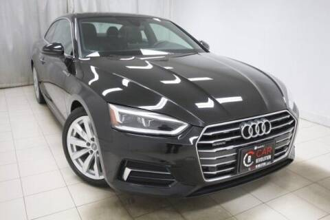 2018 Audi A5 for sale at EMG AUTO SALES in Avenel NJ
