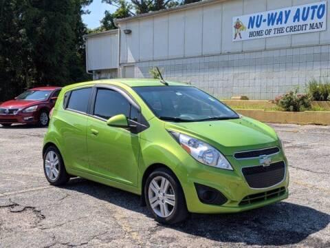 2014 Chevrolet Spark for sale at Nu-Way Auto Ocean Springs in Ocean Springs MS