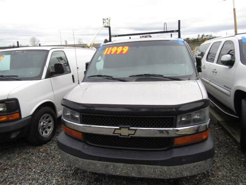 2007 Chevrolet Express Cargo for sale at Royal Auto Sales, LLC in Algona WA