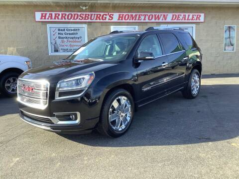 2013 GMC Acadia for sale at Auto Martt, LLC in Harrodsburg KY