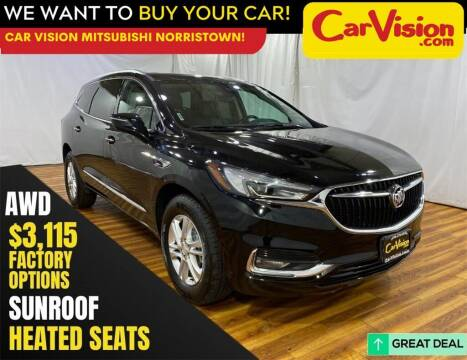 2018 Buick Enclave for sale at Car Vision Mitsubishi Norristown in Norristown PA