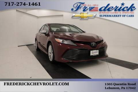 2019 Toyota Camry for sale at Lancaster Pre-Owned in Lancaster PA