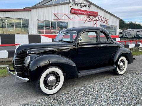 1939 Ford Business Coupe Standerd for sale at Drager's International Classic Sales in Burlington WA