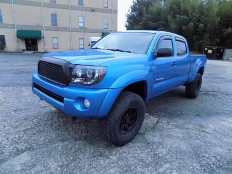 2009 Toyota Tacoma for sale at S.S. Motors LLC in Dallas GA