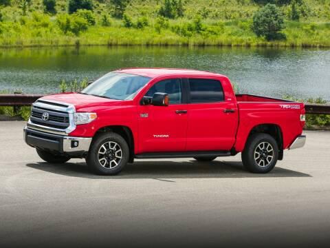 2017 Toyota Tundra for sale at PHIL SMITH AUTOMOTIVE GROUP - Toyota Kia of Vero Beach in Vero Beach FL