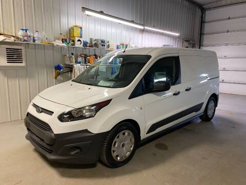 2017 Ford Transit Connect Cargo Van Telematics-Contractor's Pkg for sale at Albers Sales and Leasing, Inc in Bismarck ND
