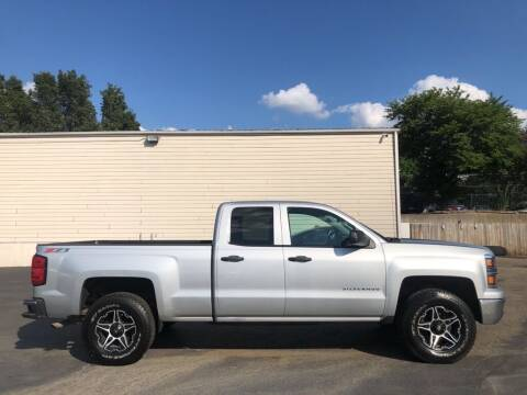 2014 Chevrolet Silverado 1500 for sale at CARS PLUS CREDIT in Independence MO